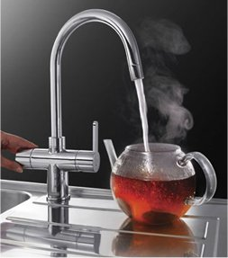 Boiling Hot Water Taps