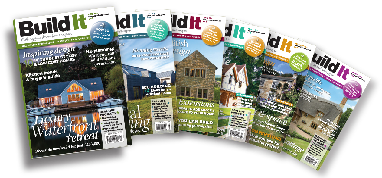 Build It Magazine The Uk 39 S Most Practical Self Build