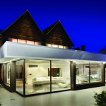 Outside and Inside lighting - Installed By Clarke Infinity