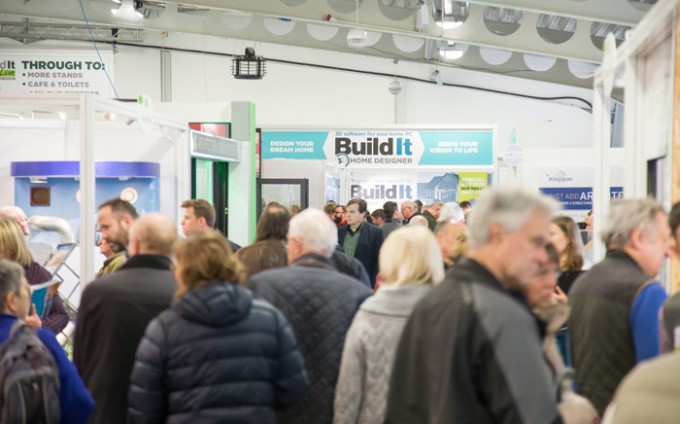Where and when is Build It Live Bicester?