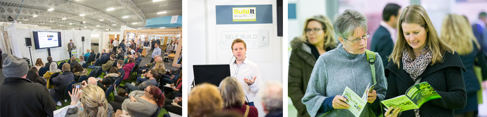 Attend taster sessions at the Self Build Academy