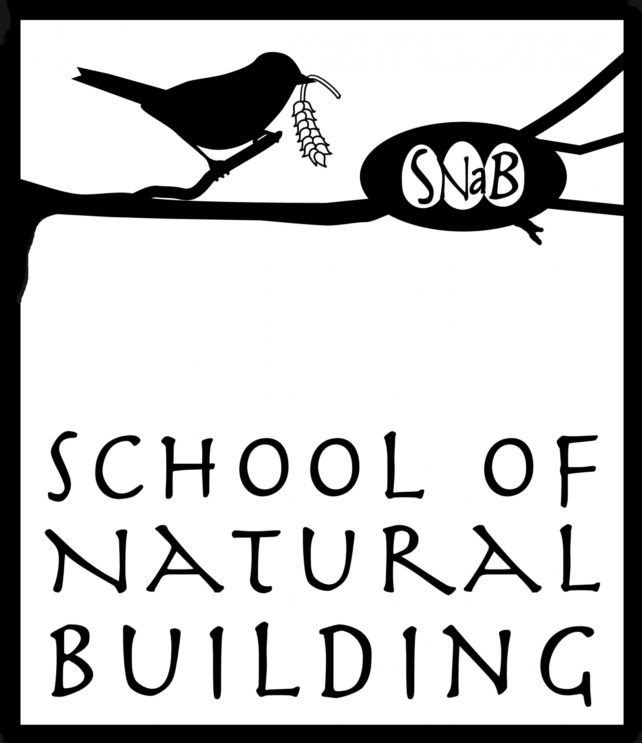 School of Natural Building logo