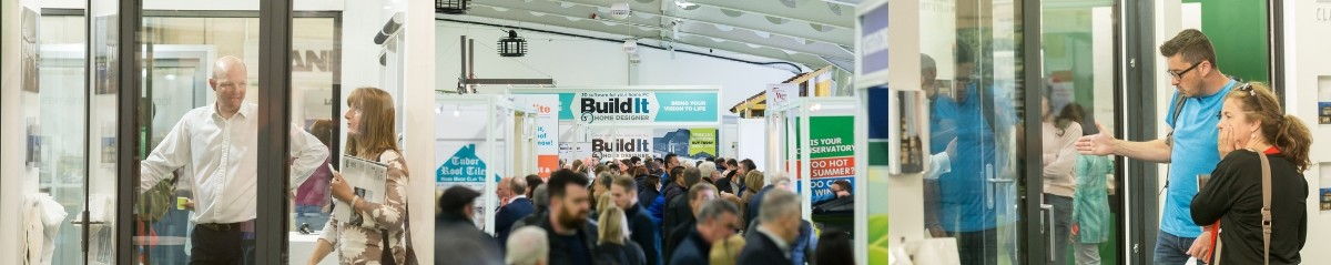 Glazing Experts at Build It Live South East