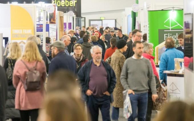 Meet 100s of exhibitors